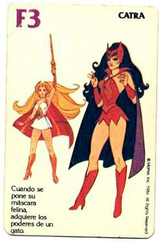 She-Ra Princess of Power Cardgame
