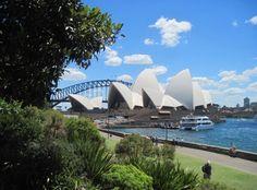 The Royal Botanic Garden, Sydney. Credit: yTravel