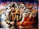 Leonid Afremov Modern Contemporary Art Gallery