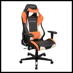 desktop gaming chair outdoor glider 54 best chairs images desk office dxracer de61nwo pyramat computer sports white furniture luxury