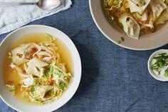 Pancit Molo (Filipino Pork Dumpling Soup) recipe on Food52