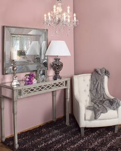 inart modern style | Gorgeous #mirrored furniture. www.inart.com