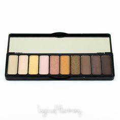 """Palette d'ombres à paupières """"Need it Nude"""" (#83328) http://www.eyeslipsface.fr/produit-beaute/palette-d-ombres-a-paupieres-need-it-nude"""