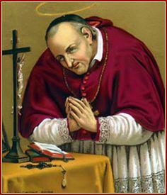 Blog de Santo Afonso: A oração - Santo Afonso de Ligório