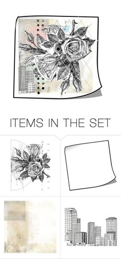 """""""Geen titel #32575"""" by lizmuller ❤ liked on Polyvore featuring art"""