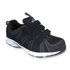 0d76d19c3e43 Dr Zen Max Women s Therapeutic Diabetic Extra Depth Shoe  Black 8 Medium  (B-D) Velcro