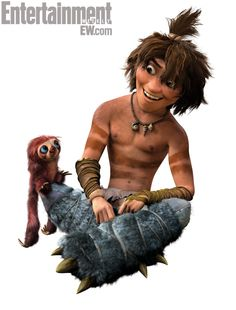 "DreamWorks Animations ""The Croods"""