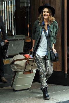 Fashion-Looks: Miss Alba