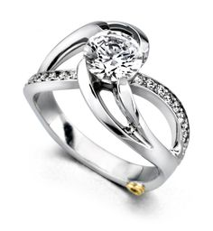 Lovely wedding ring