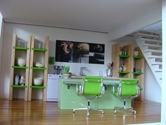 miniature Cocina Verde | Flickr - Photo Sharing!