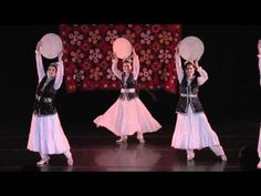 Nomad Dancers - Caravansary 2012 Performance of Persian and Central Asian Dances