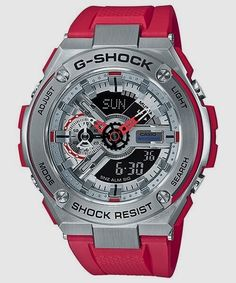 Shop men's digital watches from G-SHOCK. G-SHOCK blends bold style with the most durable digital and analog-digital watches in the industry. G Shock Watches, Casio G Shock, Sport Watches, Cool Watches, Watches For Men, Men's Watches, Latest Watches, Dress Watches, Stylish Watches