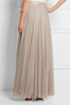 Needle & Thread | Tulle maxi skirt | NET-A-PORTER.COM