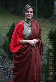 Roman Women Costume