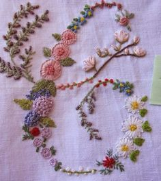 Elizabeth Hand Embroidery: