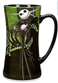 Jack skellington coffee mug