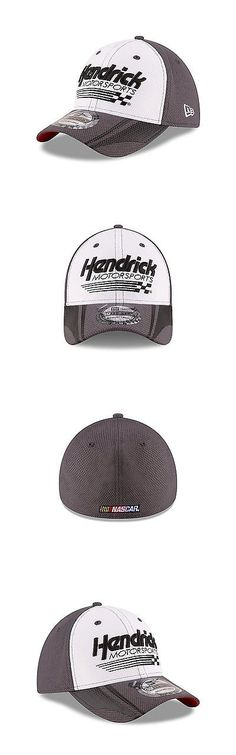 Racing-NASCAR 46156: Nascar Hendrick Motorsports 2016 39Thirty Stretch Fit Alt Drivers Cap, White Gra -> BUY IT NOW ONLY: $41.72 on eBay!