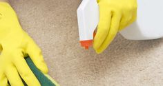 Homemade Carpet Cleaner & Fresheners For Your Home