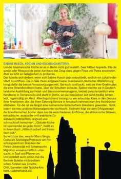 Presse | Sabine Hueck Catering