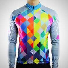 Racmmer Pro Cycling Geo Jersey - long sleeve - Men s 4ccd89a21