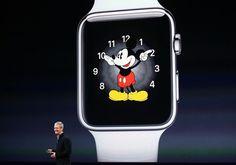 Scoop : l'Apple Watch donne l'heure