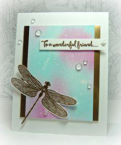 Perry Papercrafts: Wonderful Friend