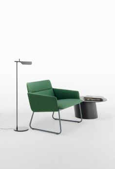 Designed by Mario Ferrarini for Crassevig Outdoor Chairs, Outdoor Furniture, Outdoor Decor, Custom Lighting, Sled, Chair Design, Armchair, Upholstery, Collection