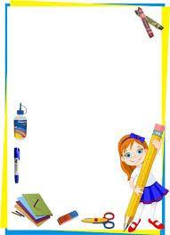 marcos y bordes escolares - Buscar con Google Boarder Designs, Page Borders Design, Borders For Paper, Borders And Frames, School Frame, Art School, Diy And Crafts, Crafts For Kids, Art For Kids