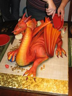 That's a cake? OOHHHHH MY GOD! Now that is ART!