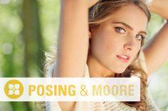 POSING & MOORE - Michelle Moore Senior Portrait Photography Posing Guide