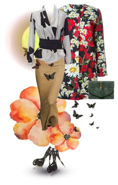 """""""17-01-16     09:05"""" by oligs022 on Polyvore featuring Dolce&Gabbana, Chanel, Disney, Emporio Armani, women's clothing, women's fashion, women, female, woman and misses"""