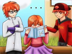Dexter Blossom and Brick