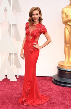 Giuliana Rancic. See all the best red carpet arrivals here: