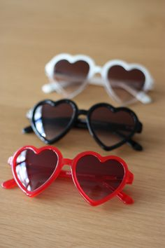Sons + Daughters sunglasses - cute