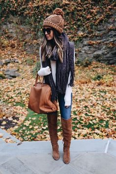 thanksgiving stylish outfit idea bmodish
