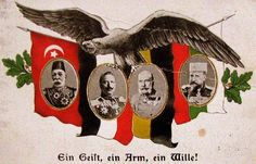 Central Powers - World War I