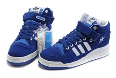 0c875bc6e0c Adidas Originals Forum LO RS Mid Shoes White Blue