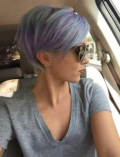50 Pixie hairstyles you& see in 2018 The Sassy Pixie haircut for delicate features Short styles create the most manageable and less bulky aspects, instantly gaining the best style poin. 2015 Hairstyles, Short Hairstyles For Women, Popular Hairstyles, Hairstyle Short, Trendy Haircuts, Layered Hairstyles, Short Hair Cuts For Women Pixie, Hairstyles Pictures, Choppy Haircuts
