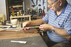 how to build a violin bow rehairing jig   bow rehair