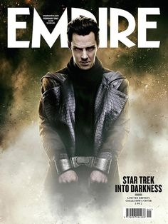 Into Darkness - Star Trek: new images and the cover of Empire
