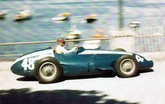 Vintage Car Race; possibly Monaco Do Not know the Year