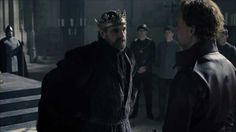 The Hollow Crown: Shakespeare's Henry IV, Part I | Great Performances | PBS. I LOVE LOVE LOVE Jeremy Irons' voice!!!