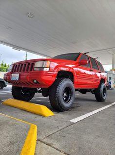 Jeep Zj, Monster Trucks, Vehicles, Car, Vehicle, Tools