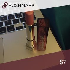Maybelline color whisper lipstick Shade 25, lust for blush Maybelline Makeup Lipstick