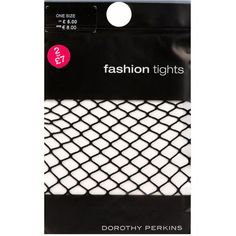 Black fishnet tights ($7.54) ❤ liked on Polyvore featuring intimates, hosiery, tights, accessories, leggings, socks, tights & leggings, dorothy perkins, fishnet pantyhose and fishnet tights