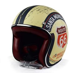 Retro Chopper Route 66 Motorcycle Helmet Harley 3/4 Open Face Vintage Helmet Moto Casque Casco Motocicleta Capacete Helmets -  Get free shipping. Here we will give you the information of finest and low cost which integrated super save shipping for Retro Chopper Route 66 Motorcycle Helmet Harley 3/4 Open Face Vintage Helmet Moto Casque Casco Motocicleta Capacete Helmets or any product promotions.  I hope you are very happy To be Get Retro Chopper Route 66 Motorcycle Helmet Harley 3/4 Open…