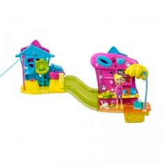 Polly Pocket Wall Party Pet Store