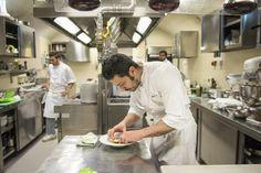 Ecco i nostri Chef all'opera per preparare i deliziosi piatti per i nostri clienti  www.hotel-posta.it  #RistoranteLaVeranda a #Moltrasio