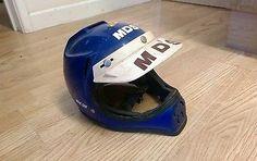 Vintage retro mds bmx helmet 4 • £23.78