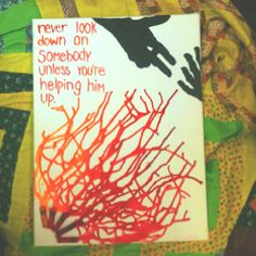 Crazy cool crayon art by Emily Krause! Soooo goood and creative emily! Glad we got to do art together.   -sophie